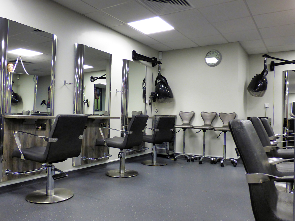 The Princes Salons Hair and Beauty